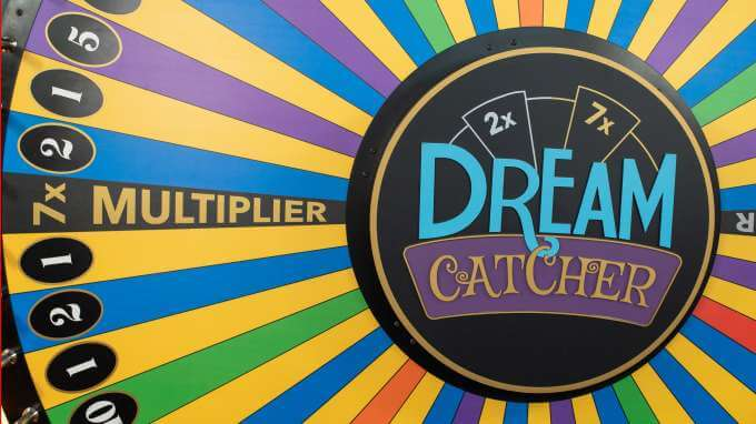 Dream Catcher štastné kolo!