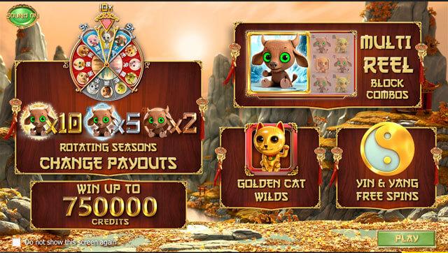 4 Seasons automat v Casino Superlines
