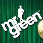 Uvítací dobrodružství v Mr Green