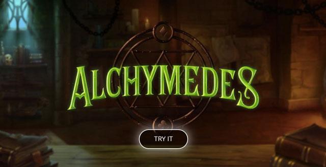 Zkus si hru alchymedes zdarma