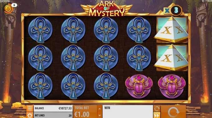 Ark of Mystery herní automat