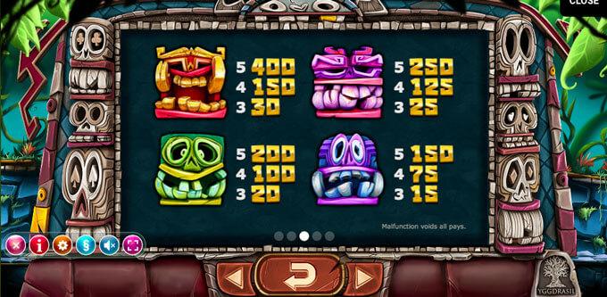 Big Blox automat v Casino-x