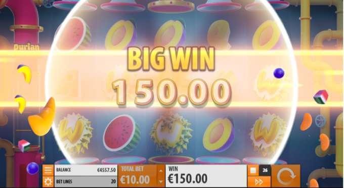 Durian Dynamite casino hra pro všechny hráče z ČR