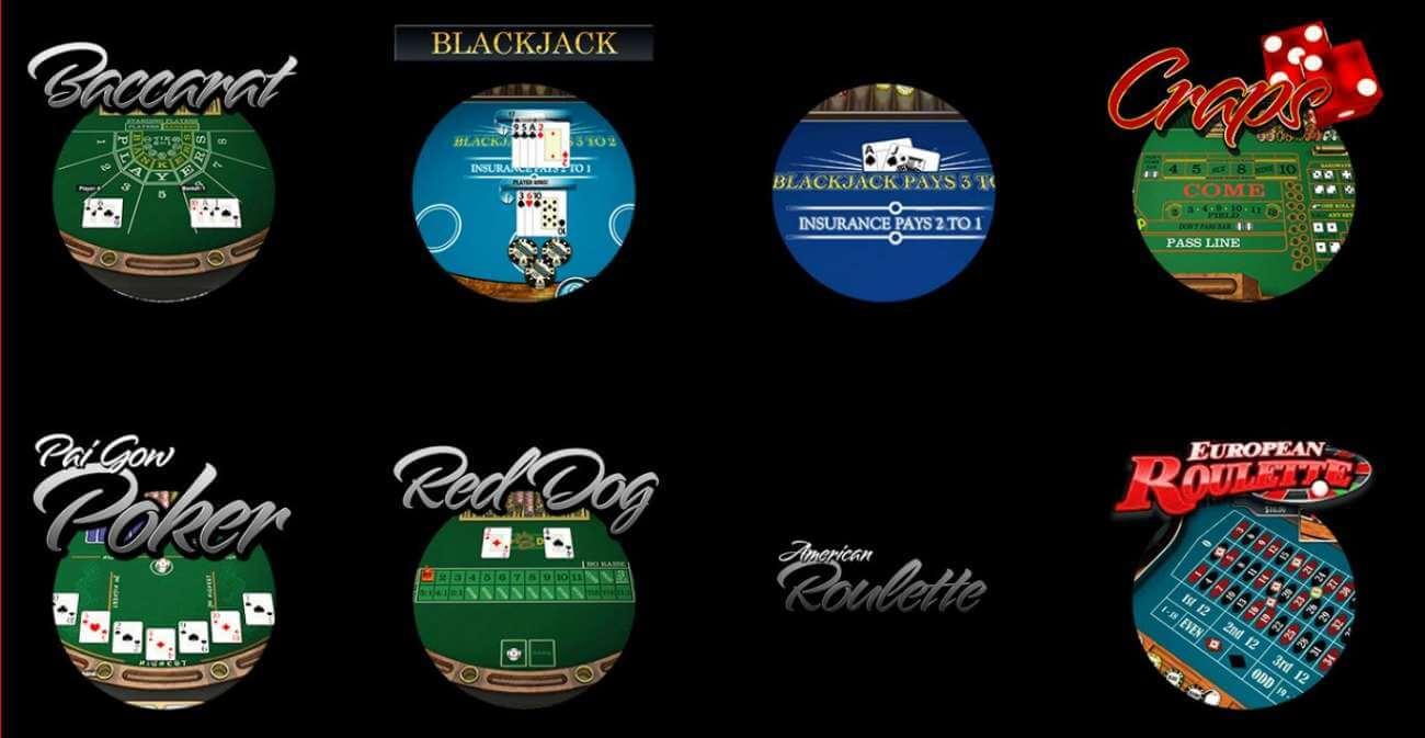 Casino hry v True Fortune