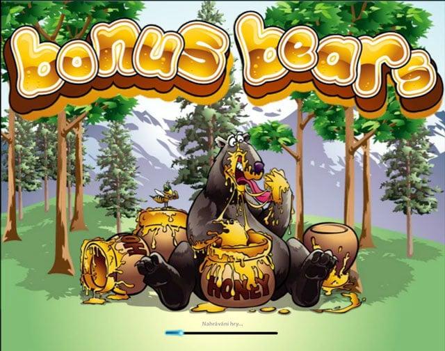 Bonus Bears automat zdarma