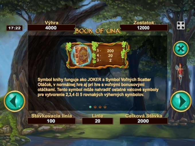 Book of Una pro všechny své online hráče