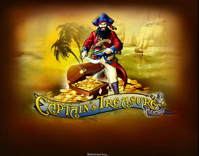 Herní automat Captain's Treasure
