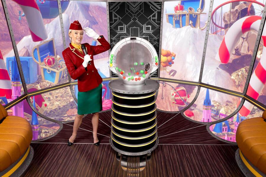 Cash or Crash Live Hry casino show