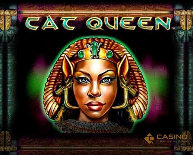 Kleopatra neboli Cat Queen automat