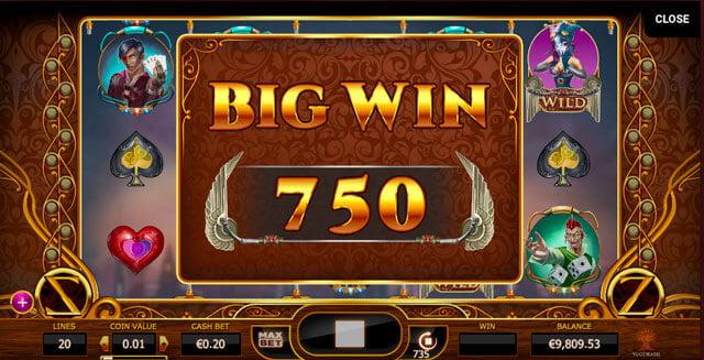 Cazino Zeppelin casino hra