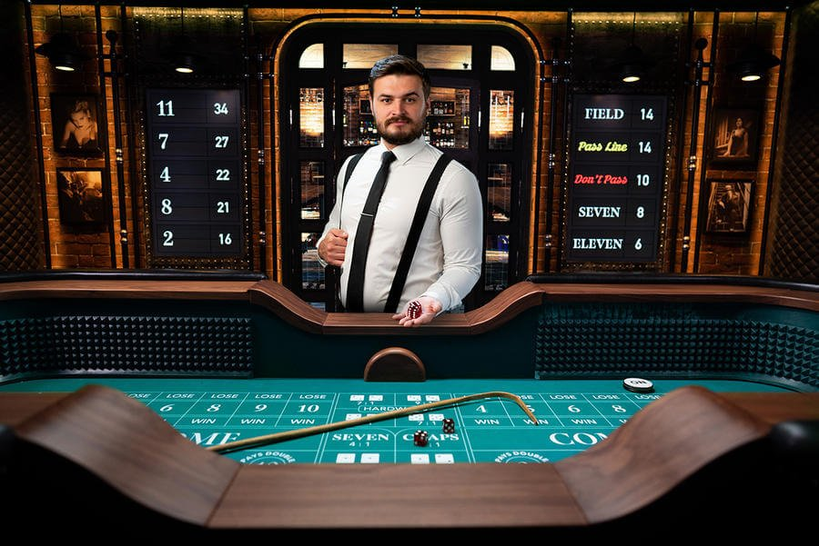 Live casino hry od Evolution Gaming!