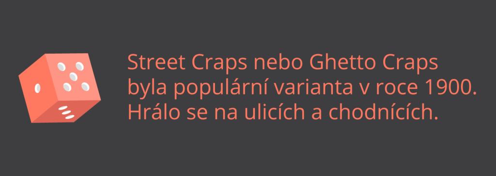 Street a Ghetto Craps