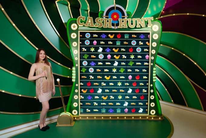 Cash Hunt bonus zdarma