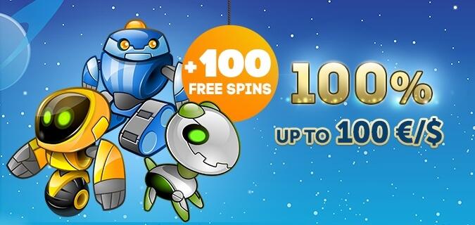 Casino bonus v PlayAmo