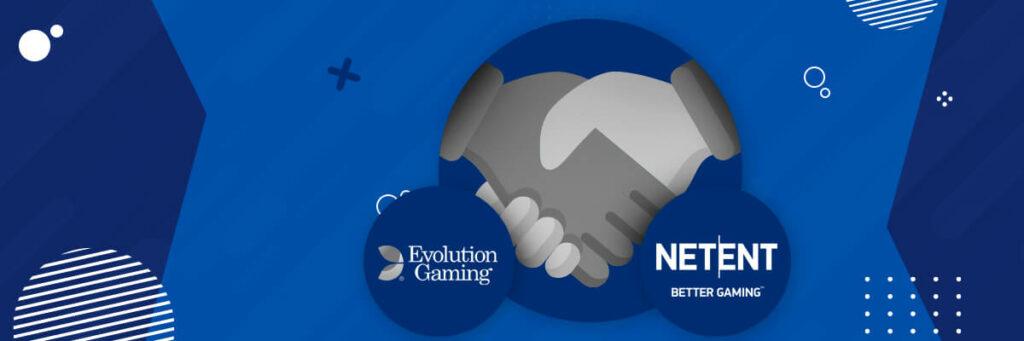 Evolution Buys NetEnt