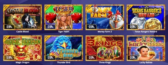 GemaArt automaty pro milovníky online hazardu
