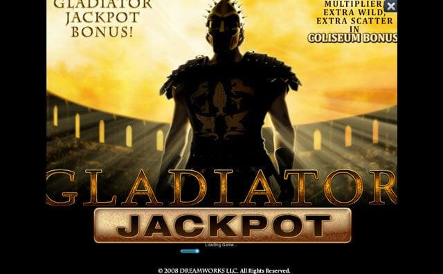 Herní automat Gladiator