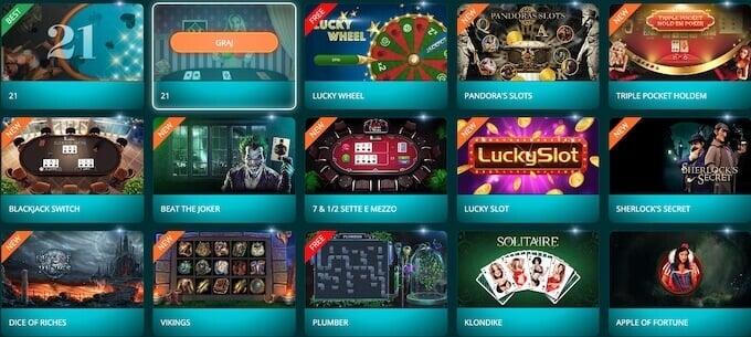 22Bet - Live Casino