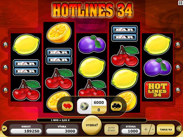 Automat Hotlines 34