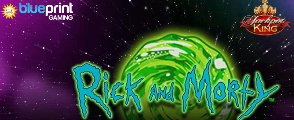 Blueprint Gaming Recenze - Rick and Morty Megaways slot