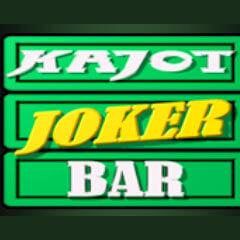 Kajot Joker Bar z Kajotských online kasino her