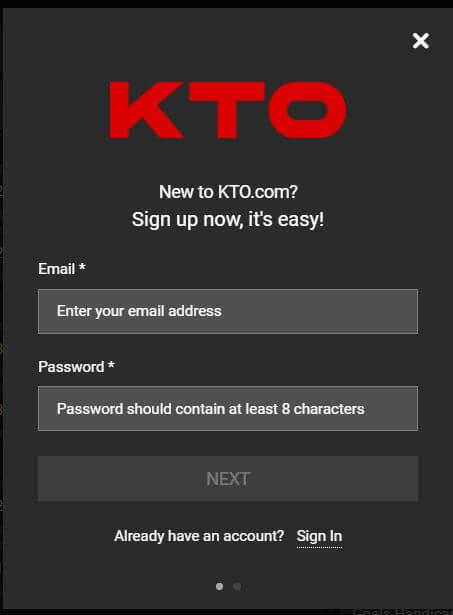 Jak se zaregistrovat v caisnu KTO