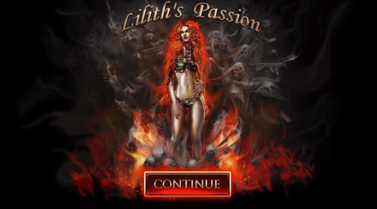 Lilith's Passion- velká výhra