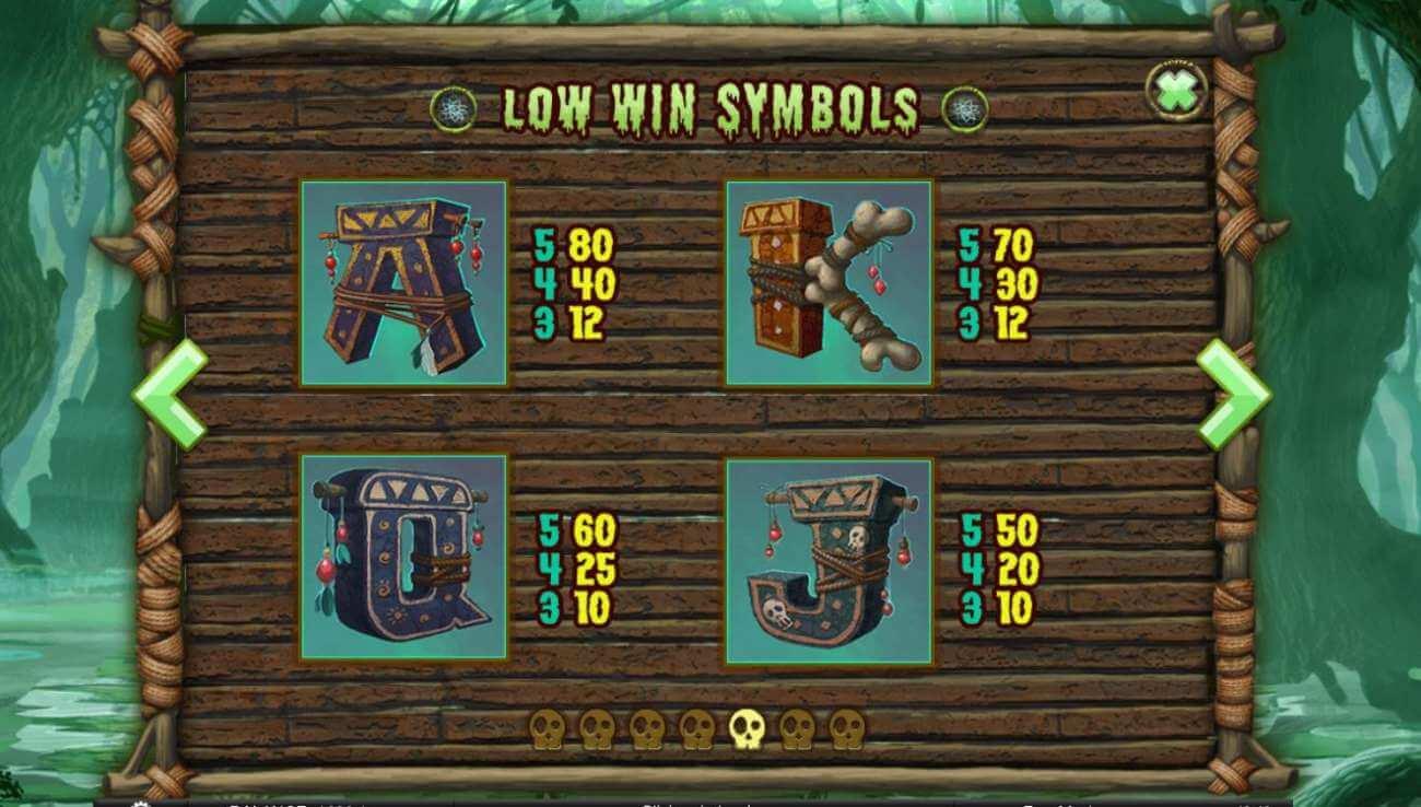 Abundance Spell symboly