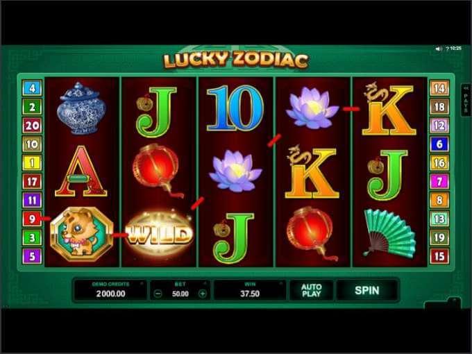 Lucky zodiac! grafika
