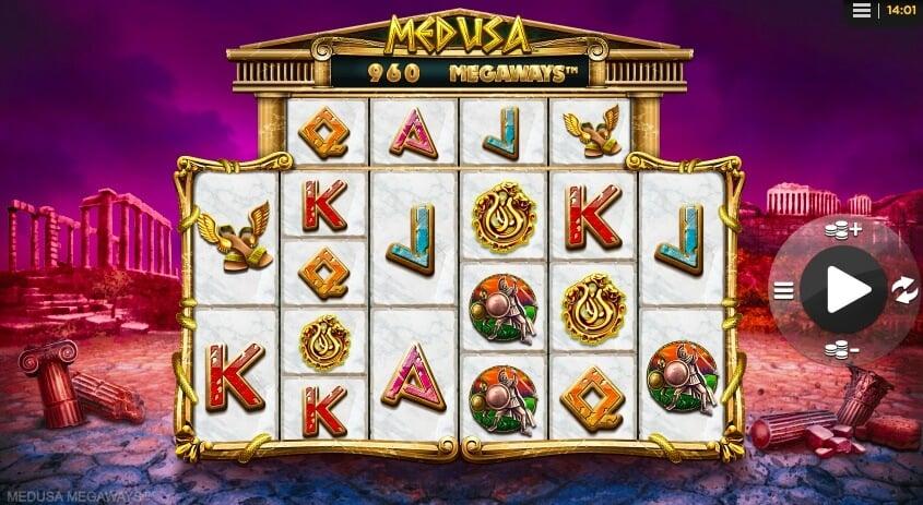 Casino hra Medusa Megaways