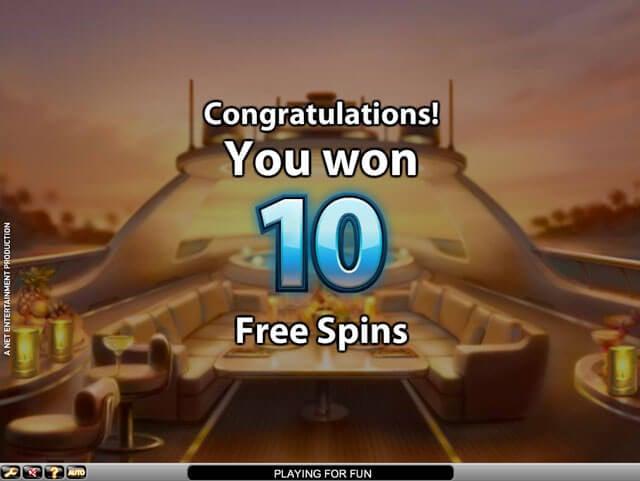 Online free spiny ve hře Mega Fortune Dreams