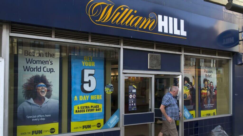 William Hill pobočka