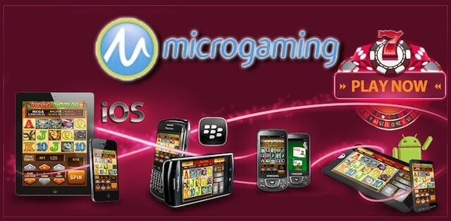 Herní automaty od Microgaming na všechny vaše herní zařízení