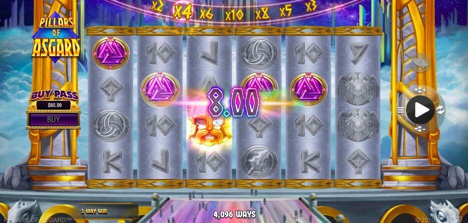 Herní online casino automat