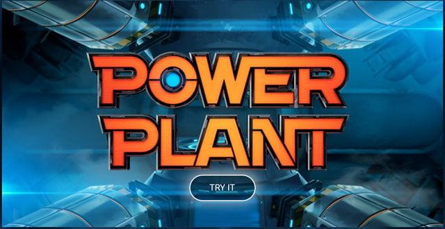 Vyzkoušet si herní automat Power Plant