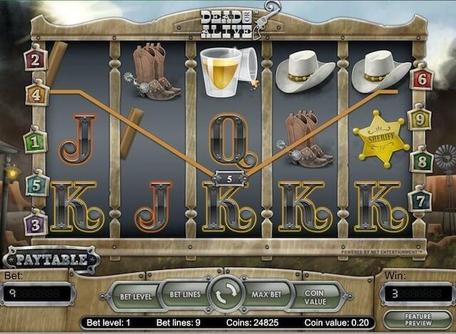 České casino online má na výběr z hracích automatů zdarma, jako je například Dead or Alive! Zahraj si a vyhraj si!