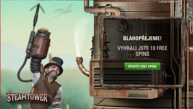 Casino hry zdarma, které můžeš najít v online hře Steam Tower