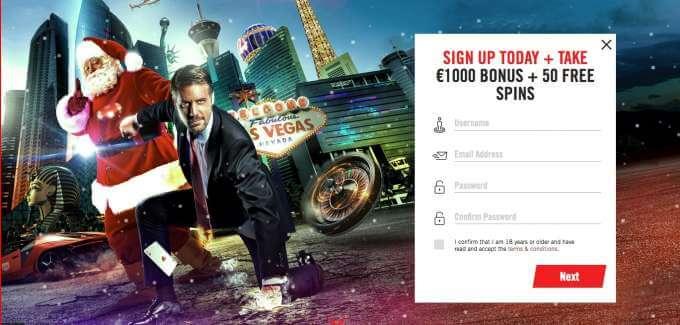 Online casino Vegas Hero