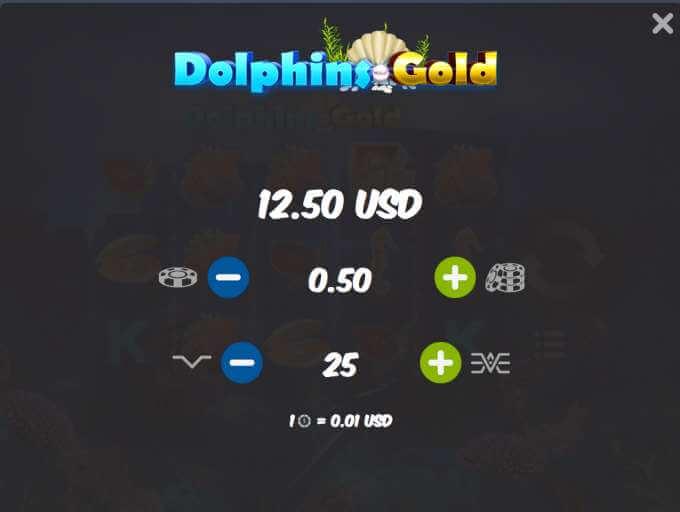 Vyzkoušej si herní automaty od MrSlotty - Dolphins Gold