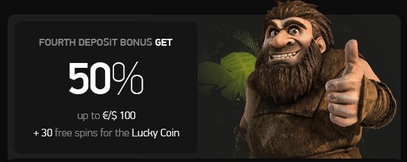 Zajímavé online casino BetChan nabízí 50% bonus do hodnoty až €100!