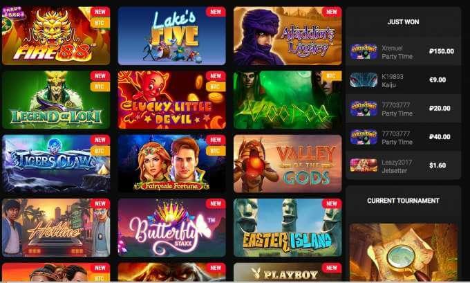 Vyzkoušej si online casino automaty v Betchan!