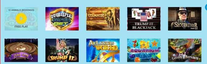 ReelTastic casino online a jejich automaty