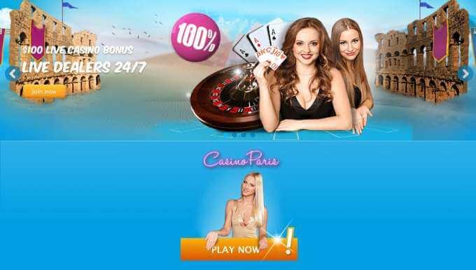 VeraJohn online casino pro české hráče