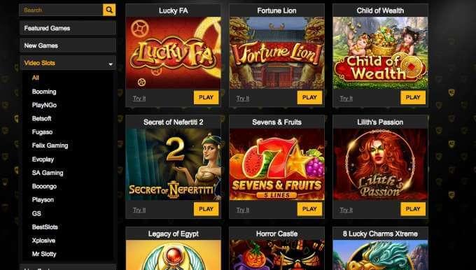 Online casino Enzo a jeho automaty zdarma