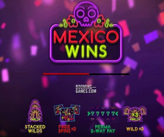Casino online a jejich automat pro Mexico! Vyzkoušej!