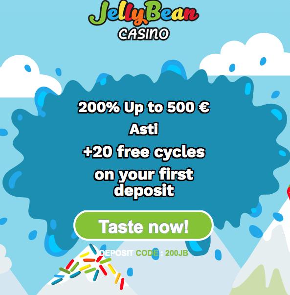 Online casino Jelly Bean