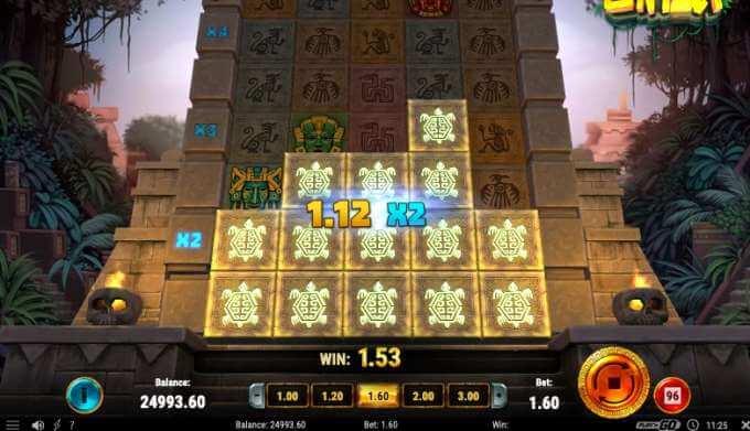 Nádherný herní online casino automat Contact od Play'n GO