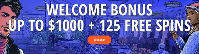 Uvítací bonus v online casinu Vulkan Vegas!