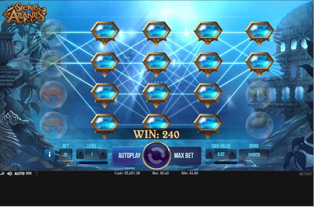 Casino hry můžete najít v ceskecasino.com, a to nejlepší online hru Secrets of Atlantis