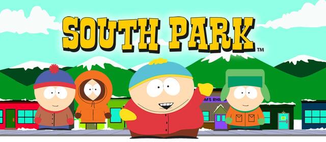 Městečko South Park v online kasinu!